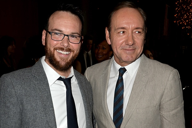 Kevin Spacey Dana Brunetti Relativity