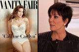 Caitlyn Jenner; Kris Jenner (E!)
