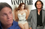 A delicate transition from Bruce Jenner to Caitlyn Jenner (ABC/Vanity Fair/Getty)