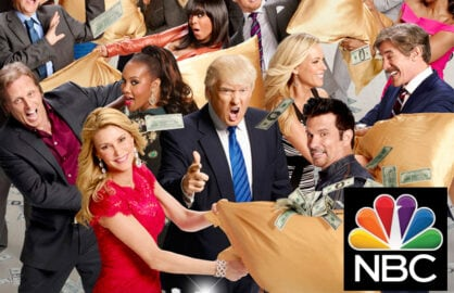 Donald Trump, Celebrity Apprentice (NBC)