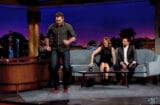 Chris Pratt Late Late Show