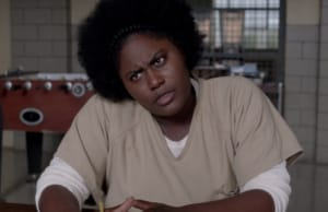 Orange Is the New Black danielle brooks