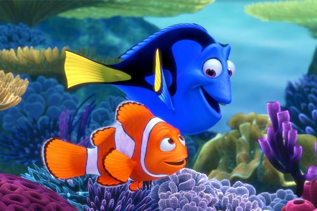 finding nemo animated pixar