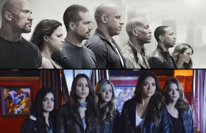 "Teen Choice Nominee Leaders 'Furious 7,"" ""Pretty Little Liars"" (Universal/ABC Family)"