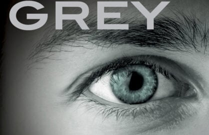 E L James book Grey (Vintage Books)