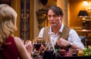 """""""Hannibal"""" season 3, Mads Mikkelsen (NBC)"""