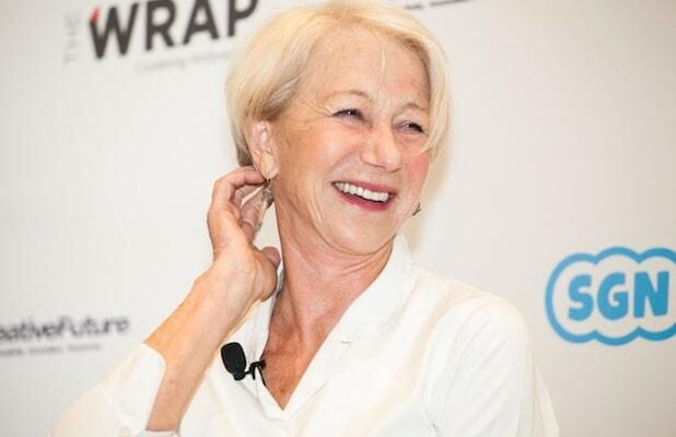 helen mirren breakfast main