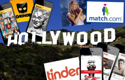 Grindr, Match.com, Tinder (iStock)