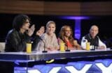 howard stern heidi klum mel b howie mandel america's got talent