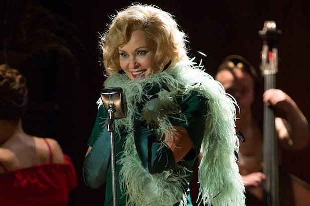 Jessica Lange in American Horror Story: Freak Show