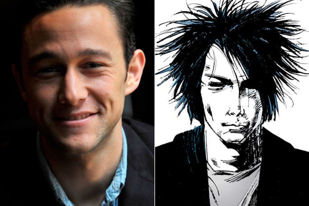 Joseph Gordon-Levitt (Getty); Sandman (Vertigo)