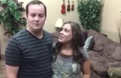 josh duggar father's day