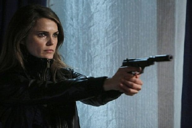 keri russell the americans 'Star Wars: Episode IX'