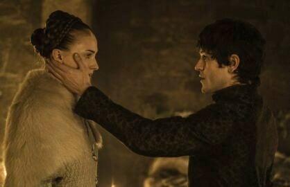 Game of Thrones Sansa Stark Ramsay Bolton Rape Scene