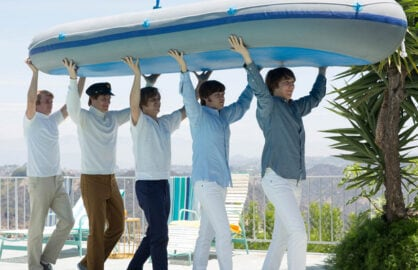 Paul Dano appears as a younger Brian Wilson in Love & Mercy (Roadside Attractions)