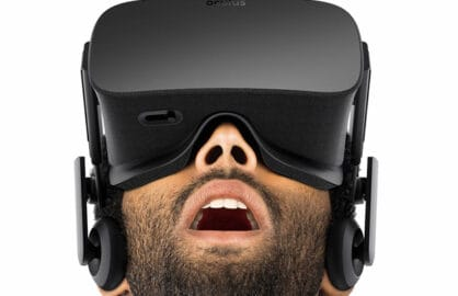 Oculus Rift consumer device reveal
