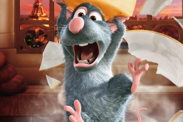 ratatouille pixar