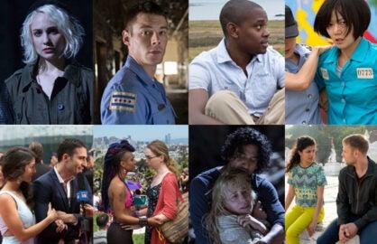 """""""Sense 8"""" (Netflix)"""