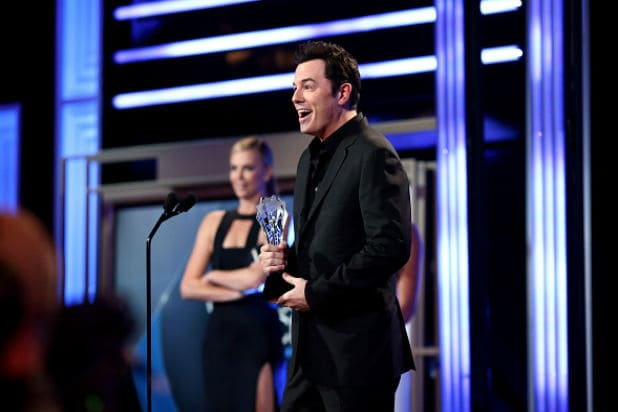 Seth MacFarlane's 5 Funniest Lines From His Critics' Choice Acceptance  Speech (Video)