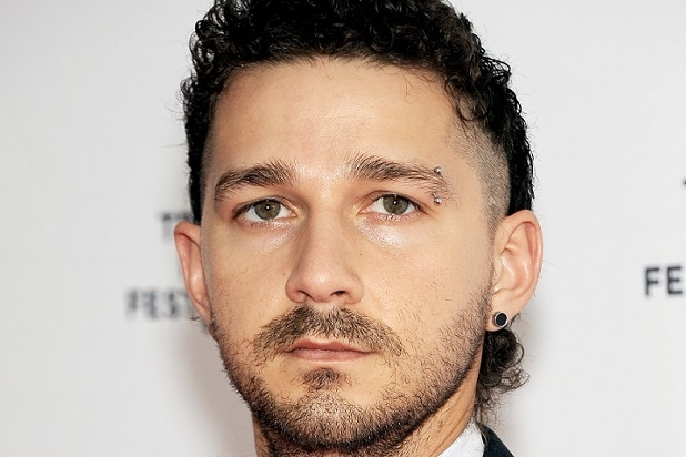 Shia LaBeouf Suffers Head Injury During On-Set Accident