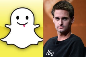 Snapchat CEO Evan Spiegel (Getty)