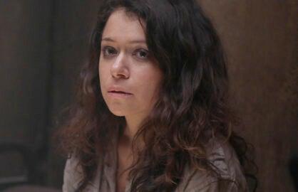 """Tatiana Maslany, star of BBCA's """"Orphan Black"""" (BBCA)"""