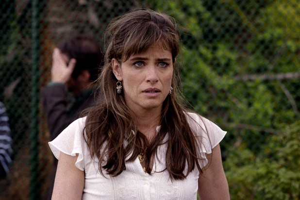 "Amanda Peet as Tina on HBO's ""Togetherness"""