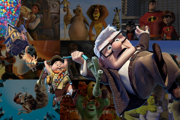 30 Highest Grossing Animated Movies Of All Time Worldwide