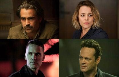 True Detective, Season 2: Colin Farrell, Rachel McAdams, Vince Vaughn, Taylor Kitsch (HBO)