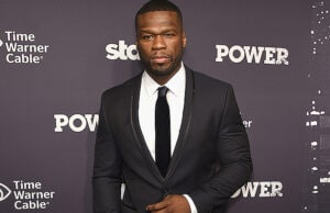 NEW YORK, NY - JUNE 02: Curtis '50 Cent' Jackson attends the 'Power' season two premiere event with a special performance from 50 Cent, G-Unit and other guests on June 2, 2015 in New York City. (Photo by Jamie McCarthy/Getty Images for Starz)