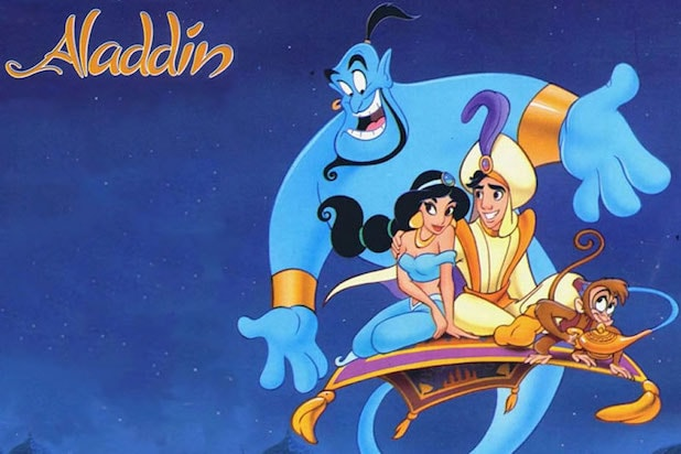 'Aladdin' 25th Anniversary: 15 Facts You Probably Didn't Know (Photos)