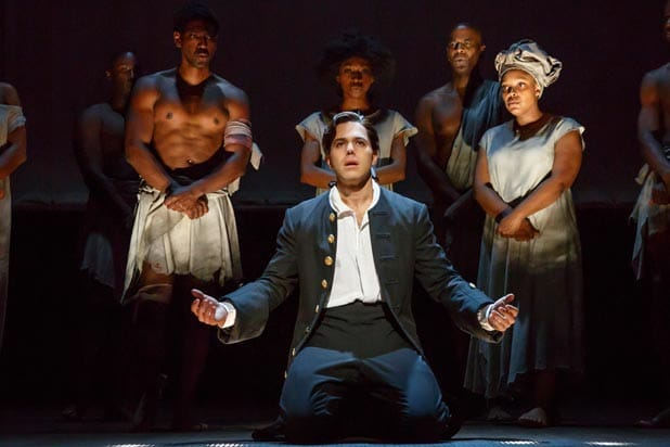 Amazing Grace' Broadway Review: Famous Hymn's Backstory Doesn't Sing