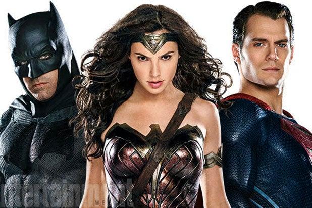 013b518cca2df 'Batman v Superman' Latest Look Puts Wonder Woman Front and Center (Photo)