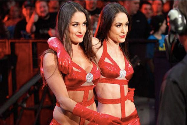 Bella Twins to Guest on Nickelodeon's 'The Substitute' – See Nikki Go Undercover Here (Exclusive)