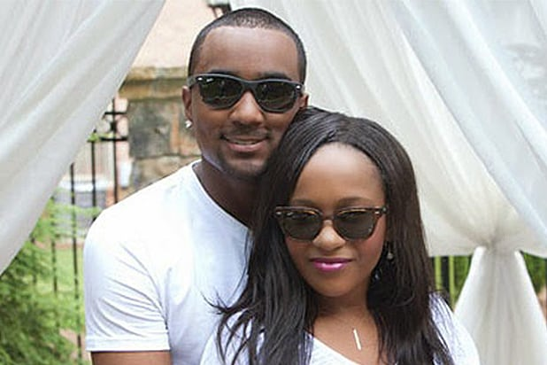 is bobbi kristina dating nick gordon Whitney houston's daughter bobbi kristina is officially engaged to nick gordon, but she really wants to emphasize that they are not related.