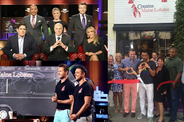 'Shark Tank' Fave 'Cousins Maine Lobster' Opens in LA