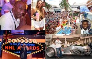 COVER - Las Vegas Celebrities