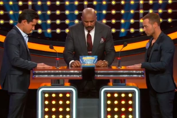 how to get on family feud tv show