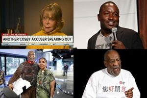 cosby timeline