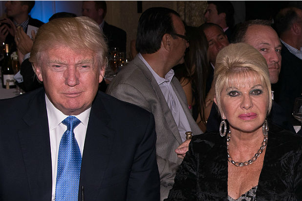 Ivana Trump Says Daily Beast Rape Story Is 'Totally Without Merit' (Video)