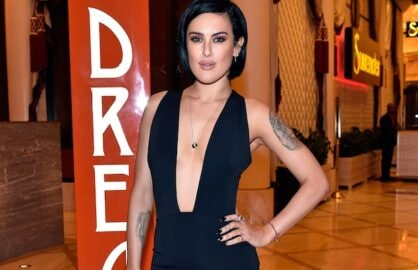 Rumer Willis Independence Day Dinner At Andrea's In Encore At Wynn Las Vegas