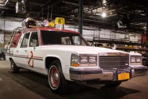 Ghostbusters-car