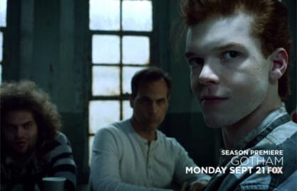 Gotham Season 2 promos