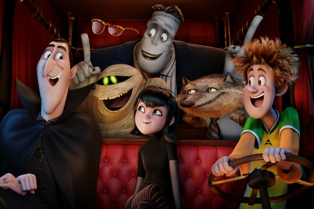 Hotel Transylvania' TV Series in Development at Sony