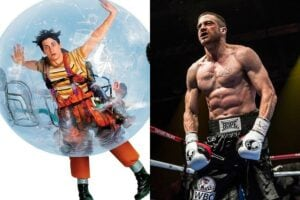 Jake Gyllenhaal Bubble Boy Southpaw