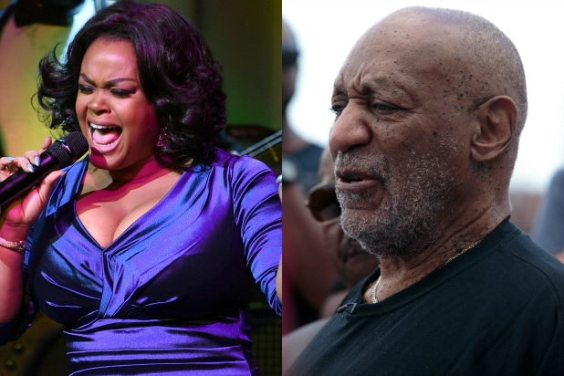 Jill Scott Bill Cosby
