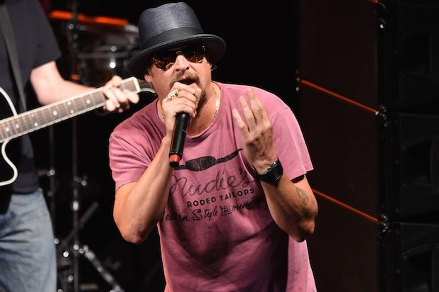 Kid Rock Bolsters Senate Run With Two New Music Videos