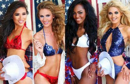 Miss USA Nebraska Missouri Maryland District of Columbia