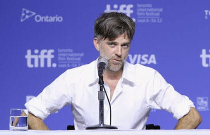 """The Master"" Press Conference - 2012 Toronto International Film Festival"
