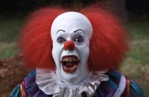 Pennywise the Dancing Clown stephen king